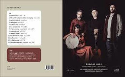 Immagine di SUDDISSIMO. OMAGGIO A MATTEO SALVATORE E ADRIANA DORIANI  (CD + DVD)