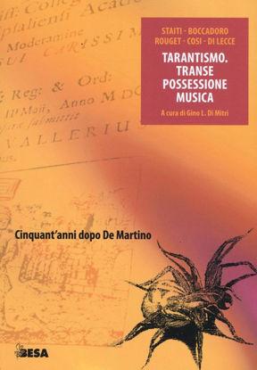 Immagine di TARANTISMO. TRANSE POSSESSIONE MUSICA