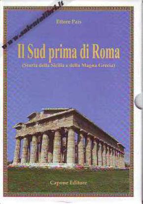 Immagine di Il Sud prima di Roma (2 volumi) - Storia della Sicilia e della Magna Grecia