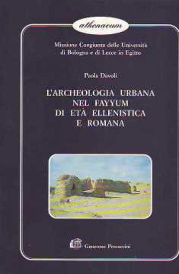 Immagine di Archeologia Urbana nel Fayyum di età ellenistica e romana