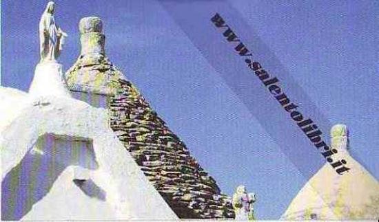 Immagine di CARTOLINA 10 X 17 OSTUNI - CONTRADA PASCAROSA