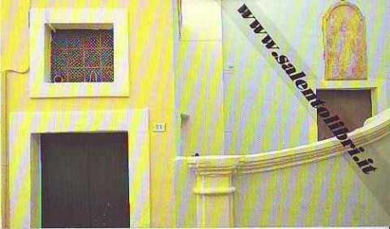 Immagine di CARTOLINA 10 X 17 PARABITA - VIA DELL`IMMACOLATA