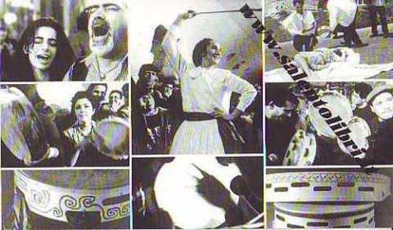Immagine di CARTOLINA 10 X 17 TAMBURRELLO STORY