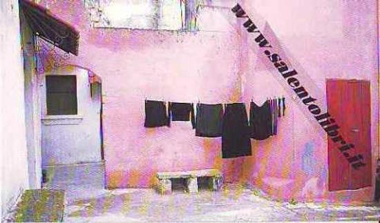 Immagine di CARTOLINA 10 X 17 RUFFANO - CENTRO STORICO