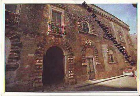 Immagine di Cartolina 10x17 - Casarano - Palazzo d'Astore