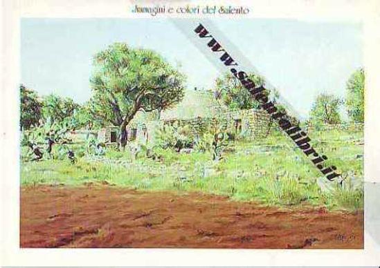 Immagine di CARTOLINA 12 X 17 QUADRO - PAGLIARA
