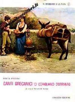 Immagine di Canti Grecanici di Corigliano d'Otranto