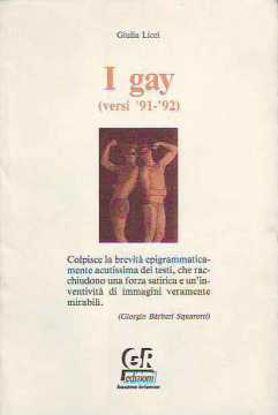Immagine di GAY VERSI 1991-1992