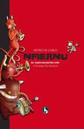 """Immagine di Nfiernu (da """"Canti de l'autra vita"""" di Giuseppe De Dominicis)"""