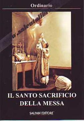 Immagine di Il santo sacrificio della messa
