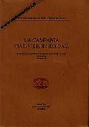 Immagine di La Campania fra il VI e il VII secolo A.C.