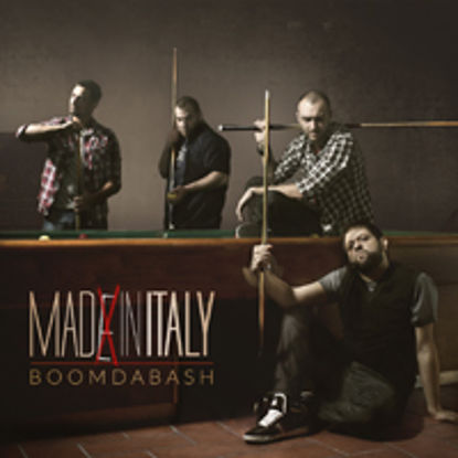 Immagine di Made in Italy (Boomdabash) Cd Audio