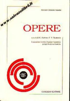 Immagine di Opere (Giulio Cesare Vanini)