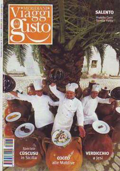 Immagine di SALENTO VIAGGI DEL GUSTO MERIDIANI 3/2002