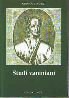 Immagine di Studi vaniniani