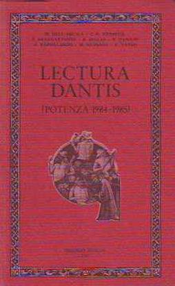 Immagine di LECTURA DANTIS (POTENZA 1984-1985) INFERNO