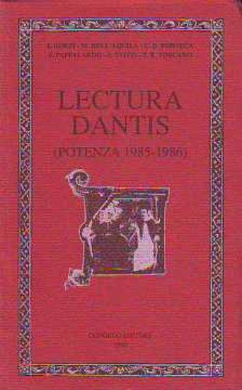 Immagine di LECTURA DANTIS (POTENZA 1985-1986) PURGATORIO