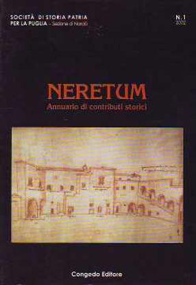 Immagine di Neretum. Annuario di contributi storici n°1/2002