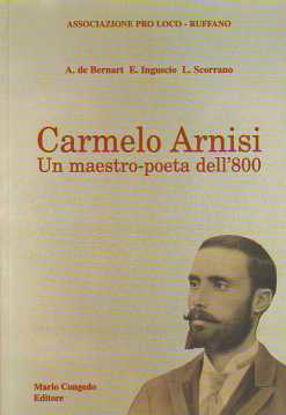 Immagine di Carmelo Arnisi. Un maestro-poeta dell'800