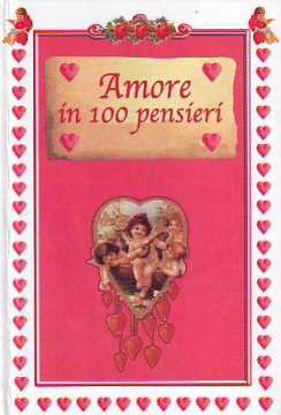 Immagine di Amore in 100 pensieri
