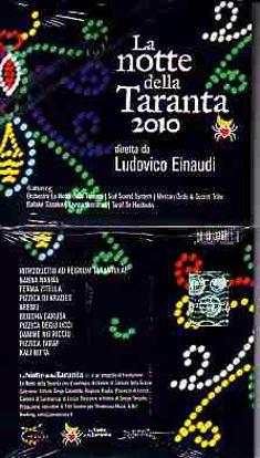 Immagine di La Notte della Taranta 2010 (diretta da Ludovico Einaudi)