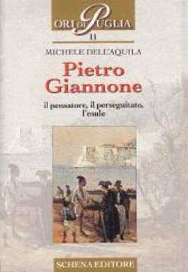 Immagine di Pietro Giannone il pensatore, il perseguitato, l'esule