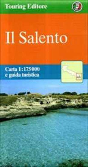 Immagine di Il Salento Carta e Guida Turistica