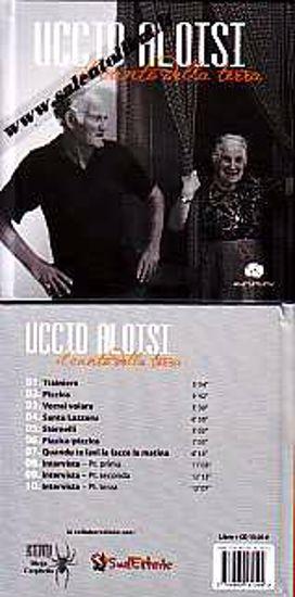 Immagine di Uccio Aloisi. Il Canto della Terra (Libro + Cd)