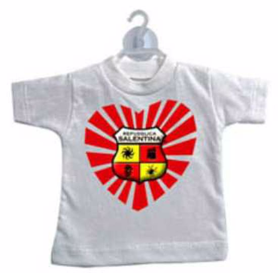 Immagine di Mini t-shirt con ventosa