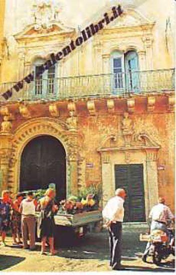 Immagine di CARTOLINA 10 X 17 VIA MONACELLE - GALLIPOLI