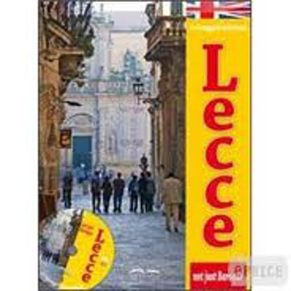 Immagine di Lecce. Not just Baroque. Guide. + DVD