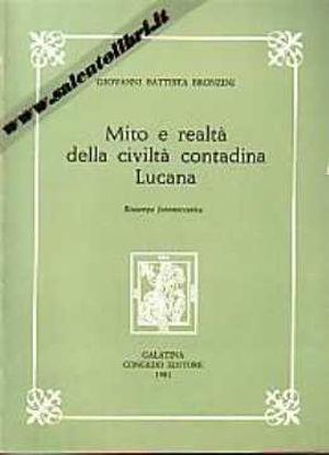 Immagine di Mito e realtà della civiltà contadina Lucana