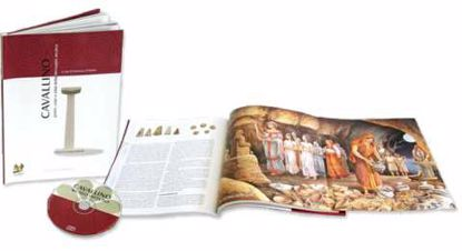 Immagine di Cavallino. Pietre, case e città della Messapia arcaica. Con CD-ROM