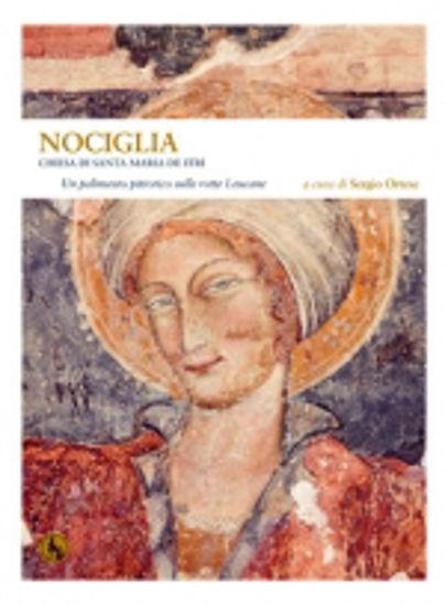 Immagine di Nociglia. Chiesa di Santa Maria De Itri. Un palinsesto pittorico