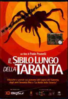 Immagine di Il sibilo lungo della Taranta (DVD)