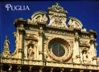 Immagine di Lecce - Santa Croce - Magnete
