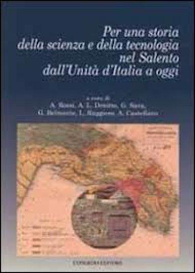 Immagine di Per una storia della scienza e della tecnologia nel Salento dall'unità d'Italia a oggi