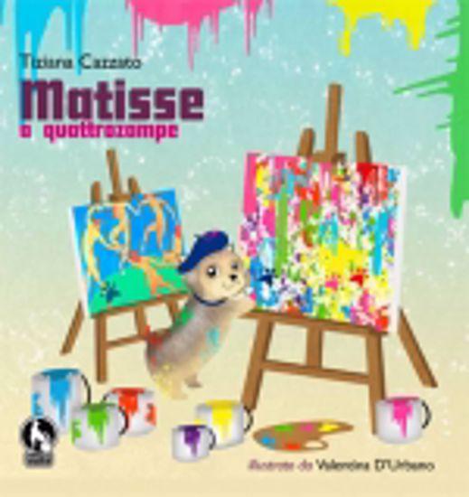 Immagine di Matisse a quattro zampe