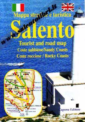 Immagine di Salento Mappa Stradale e Turistica