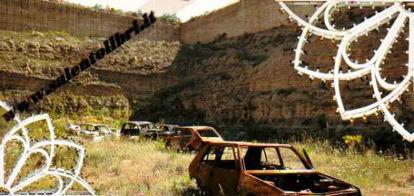 Immagine di Ugento. Cava dismessa. Cartolina Progetto d'arte contemporanea INITINERE