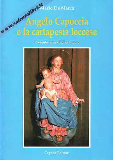 Immagine di Angelo Capoccia e la cartapesta leccese