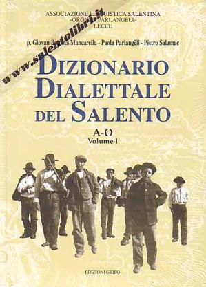 Immagine di Dizionario dialettale del Salento (2 volumi)
