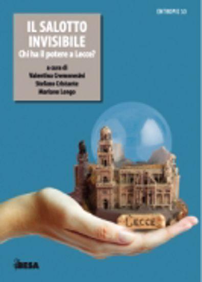 Immagine di Il Salotto Invisibile. Chi ha potere a Lecce?