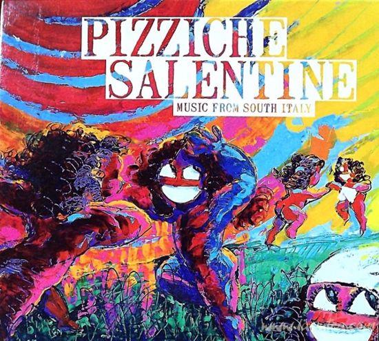 Immagine di Pizziche salentine. Music from South Italy * 2 cd *