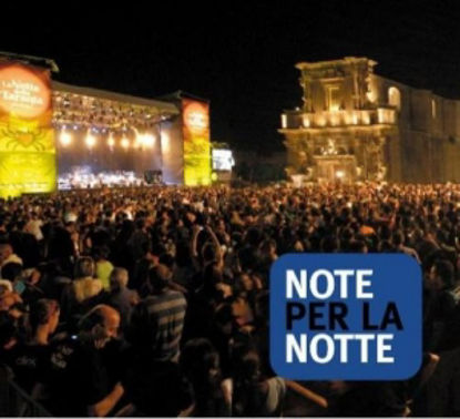 Immagine di Note per la Notte. Cd audio