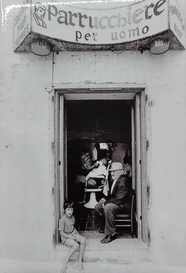 Immagine di Parrucchiere per uomo (Otranto) - Magnete