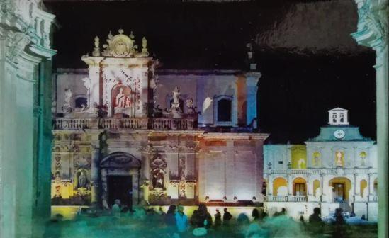 Immagine di Piazza del Duomo (b) - Lecce - Magnete