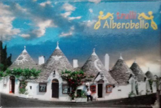 Immagine di Trulli di Alberobello - Magnete
