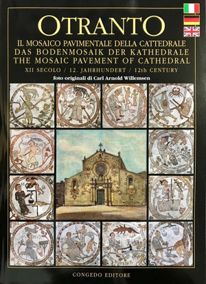 Immagine di Otranto. Il mosaico pavimentale della cattedrale (ITA / ENG / TED) NUOVA EDIZIONE