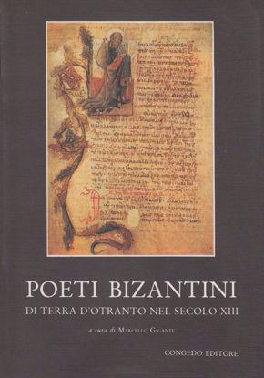 Immagine di Poeti bizantini di Terra d'Otranto